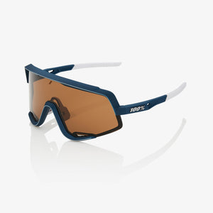 100% Glendale Sunglasses Soft Tact Raw