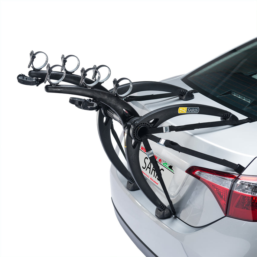 Saris Bones 3-Bike Trunk Rack