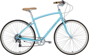 Civia Lowry 7-Speed Step-Over Bike - 700c