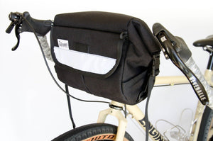 Road Runner Jammer Handlebar Bag - Black