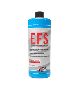 First Endurance EFS Liquid Shot: Vanilla 32oz