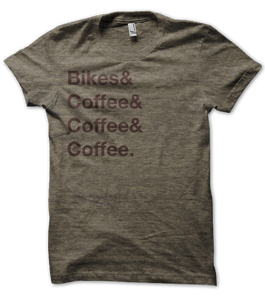 Bikes & Coffee Dark Roast