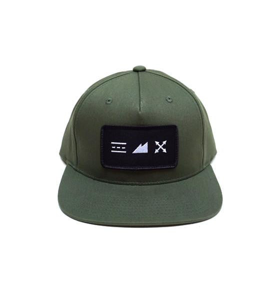 CBC Industrial Five Panel Hat Olive