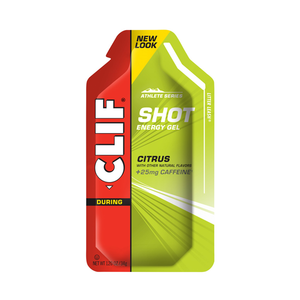 Clif Shot: Citrus with Caffeine