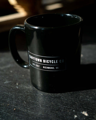 Carytown Bicycle Co. Coffee Mug