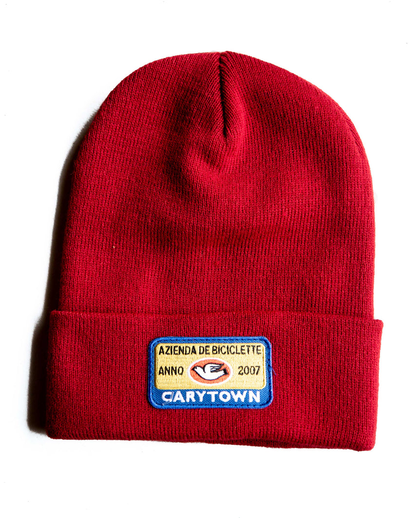 Steel Is Real Knit Beanie