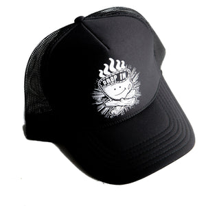 Drop In Coffee Trucker Hat