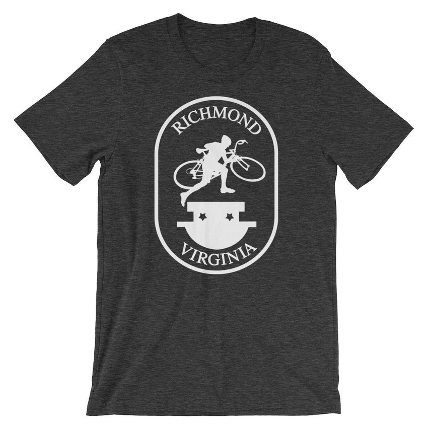 Richmond Cyclocross Monument T-Shirt