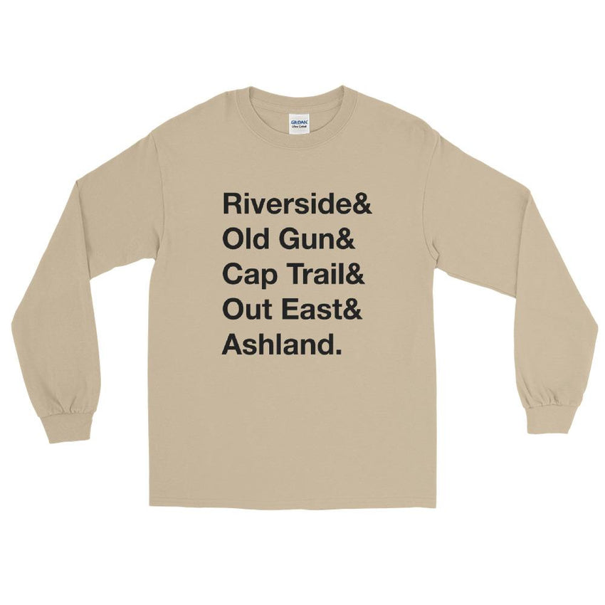 Richmond Road Rides Long Sleeve