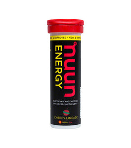 Nuun Energy Hydration Tablets: Cherry Limeade