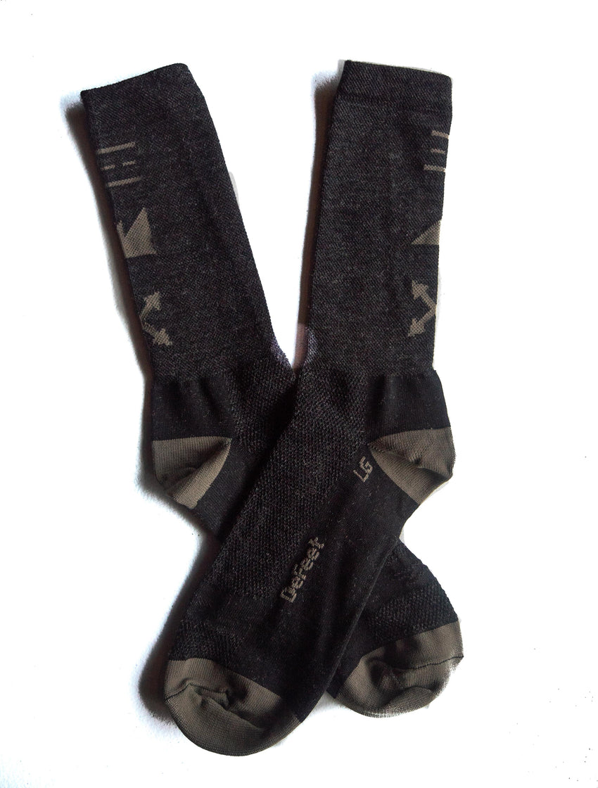 CBC Industrial Wool Socks