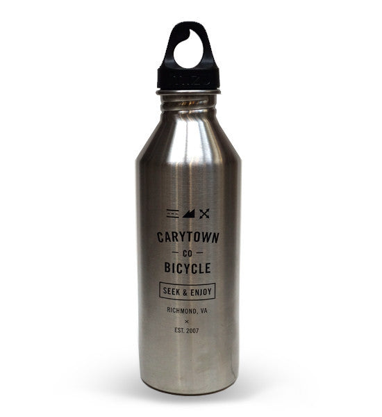 Industrial Stainless Steel Bottle