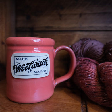 Wool Witch Mugs - Shelli Can