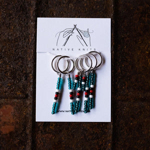 Native Knitter Stitch Markers