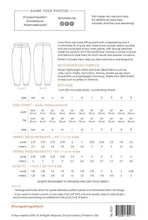 Load image into Gallery viewer, Luna Pants Sewing Pattern - Made by Rae