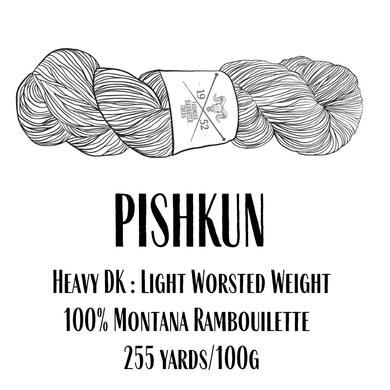 Pishkun - The Farmer's Daughter Fibers