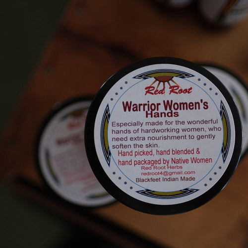 Warrior Women's Hands by Red Root Herbs