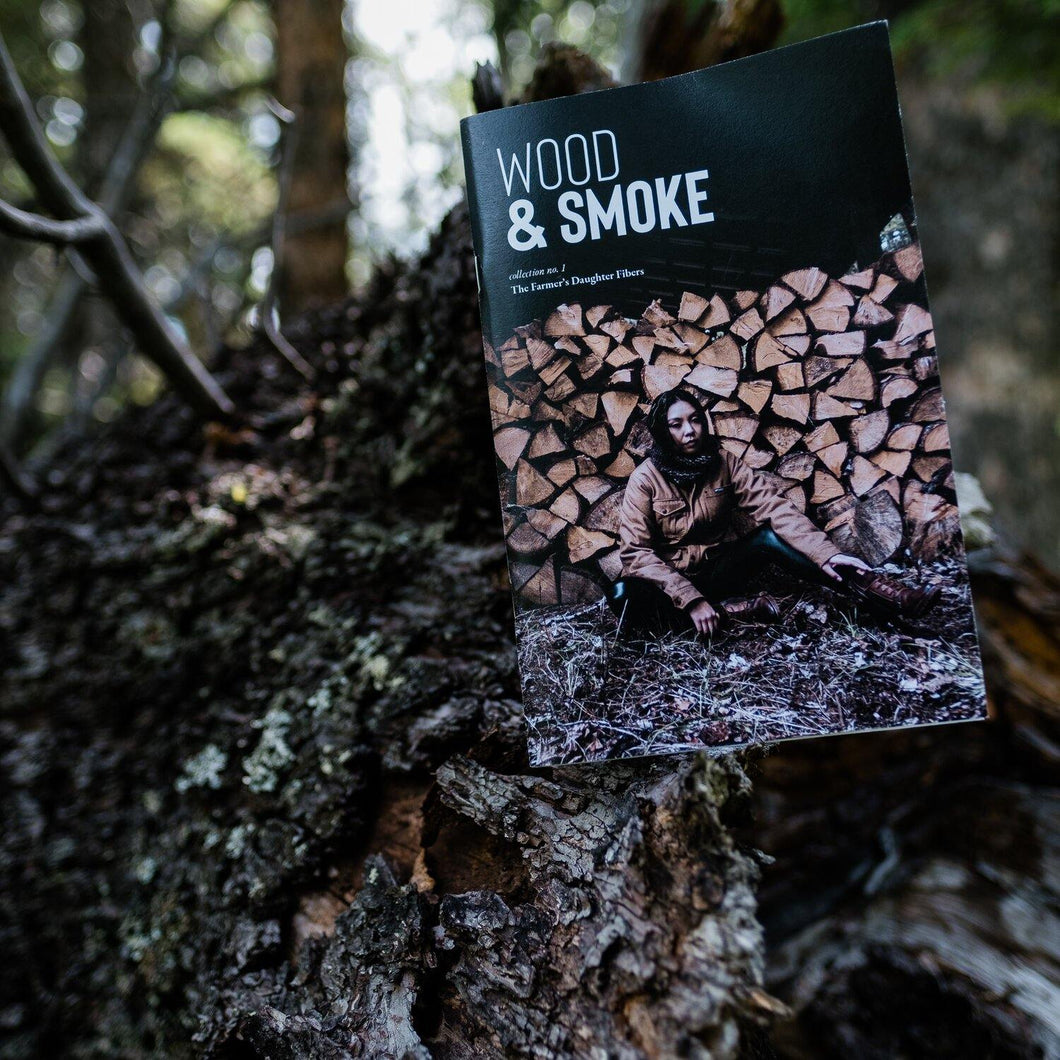 Wood and Smoke Booklet
