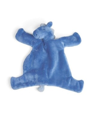 Small Horse Sleep Lovey (blue)