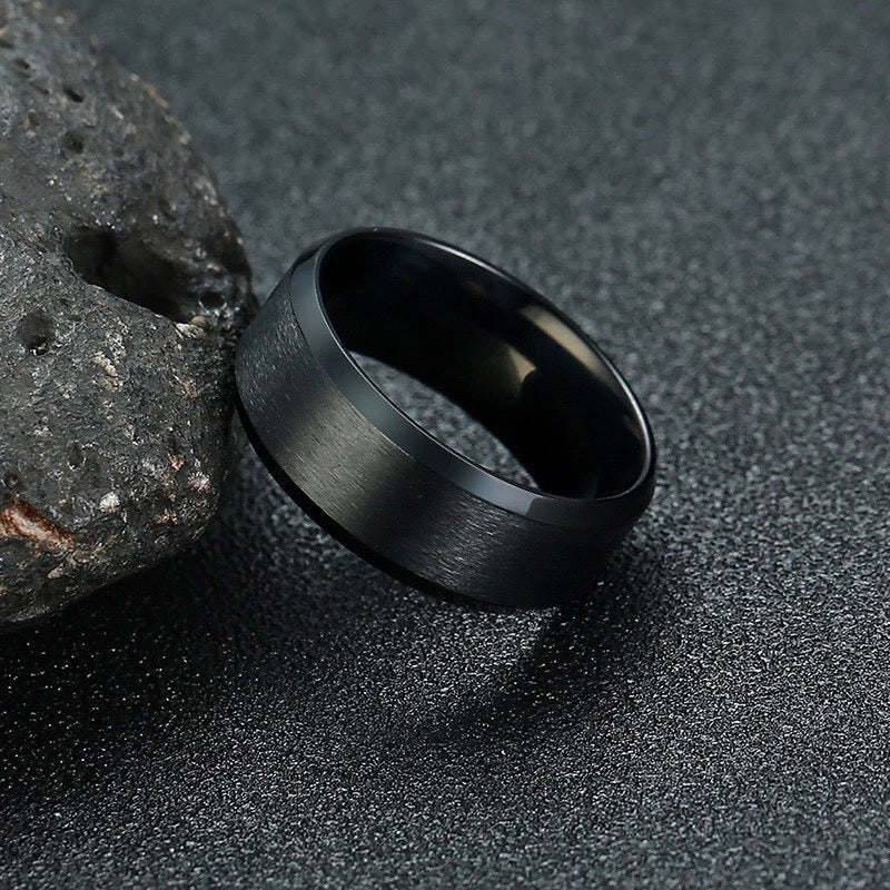 Men's Classic Titanium Ring