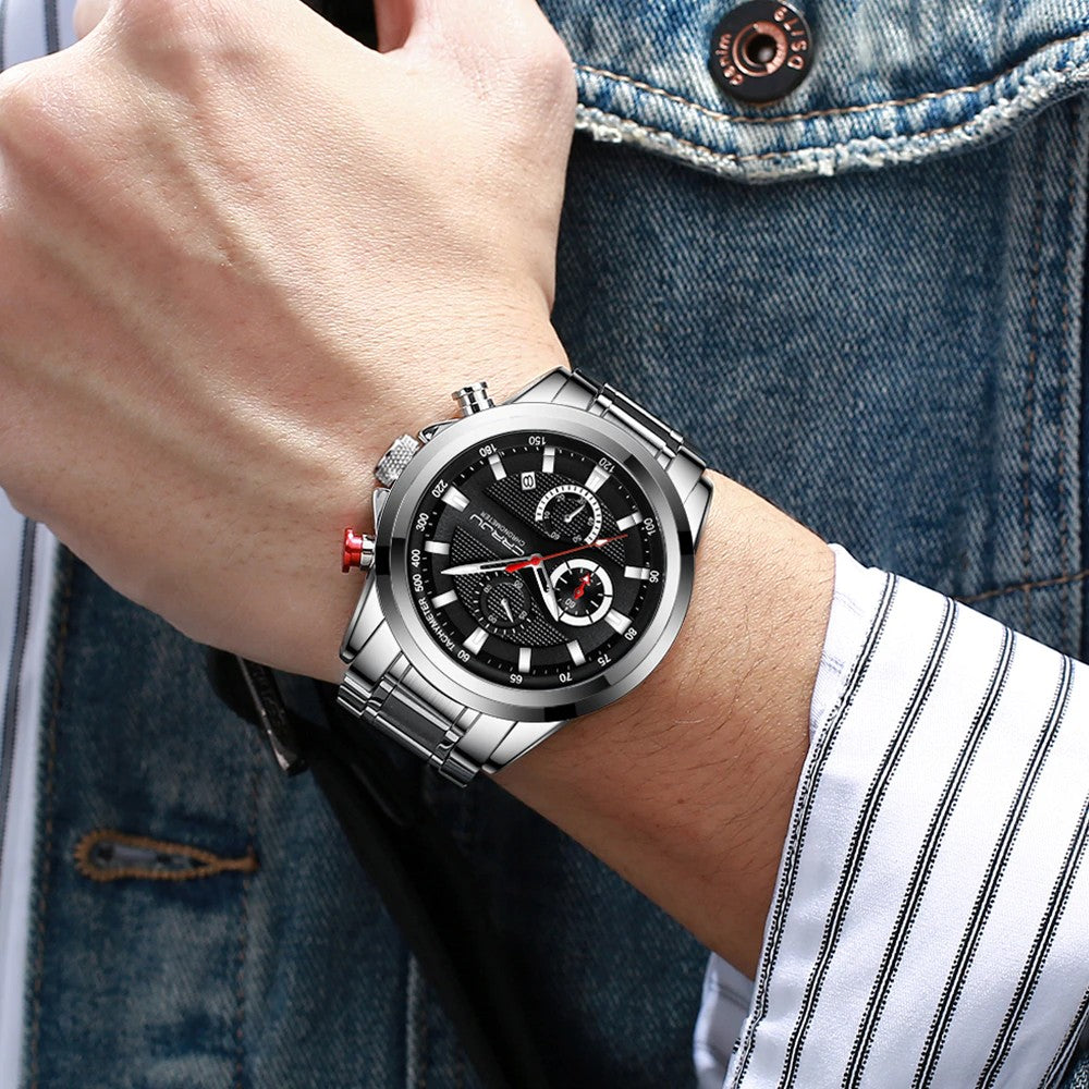 Men's Chronograph Casual Watch