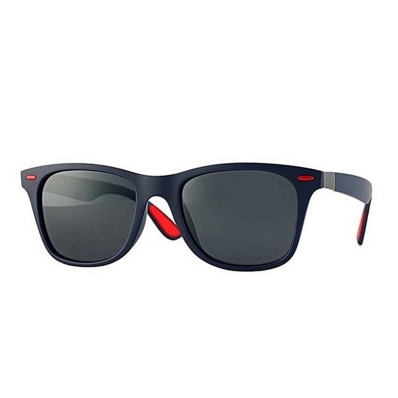 Men's Square Polarized Sunglasses