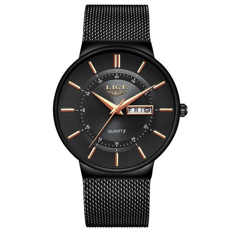 Men's Quartz Ultra-Thin Watch