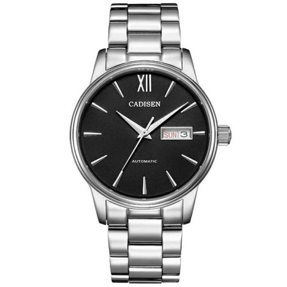 Men's Automatic Stainless Steel Watch