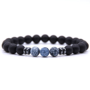 Men's Colorful Beaded Bracelet