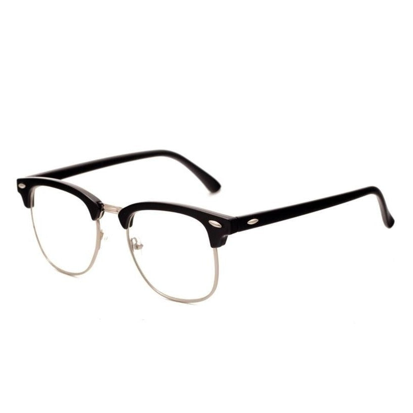 Men's Half-Frame Glasses