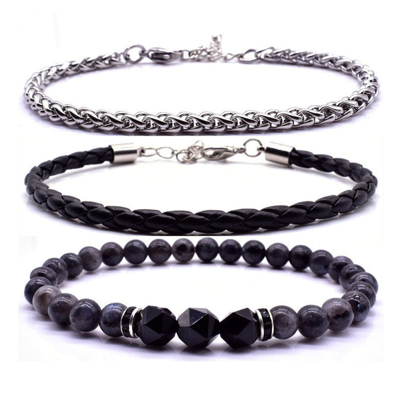 Men's Luxury Bracelet Set