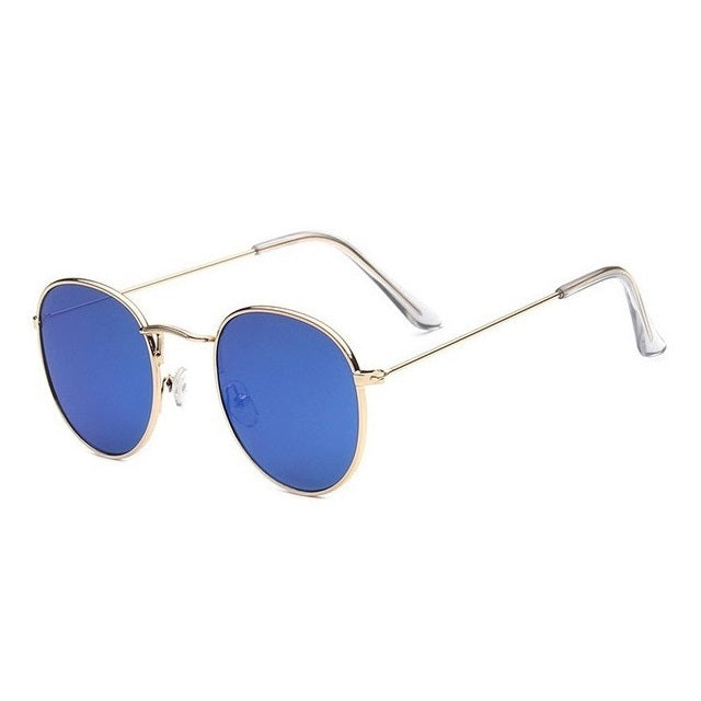 Men's Round Sunglasses