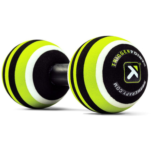 TRIGGER POINT MB2 ROLLER BLACK/LIME/WHITE