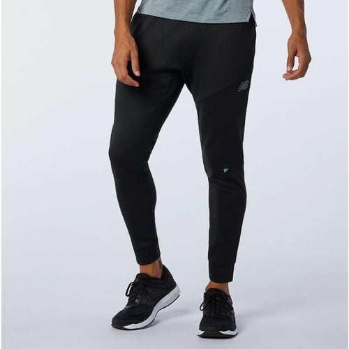NEW BALANCE MENS Q SPEED RUN PANT | BLACK
