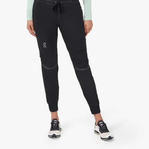 ON WOMENS RUNNING PANT | BLACK