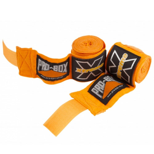 PRO BOX XTREME AIBA 1.5M WRAPS ORANGE