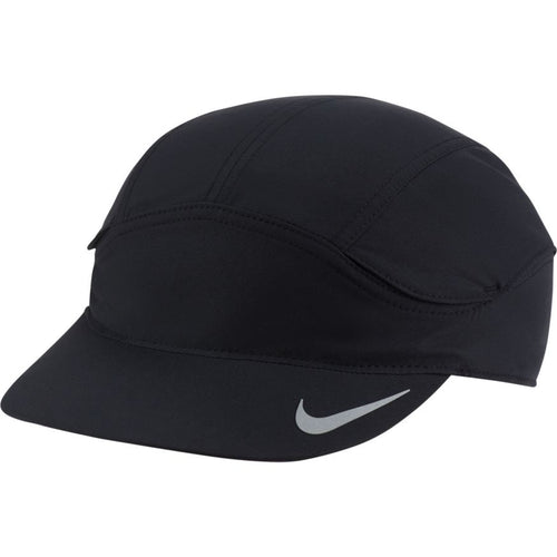 NIKE WOMENS DRI-FIT TAILWIND CAP | BLACK