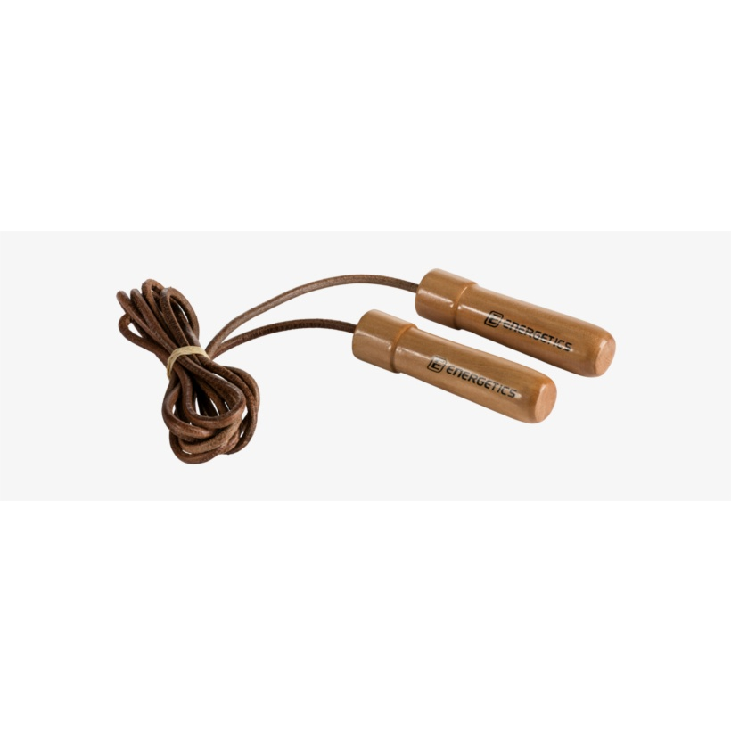 ENERGETICS LEATHER JUMP ROPE HEAVY