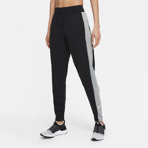 NIKE WOMENS ESSENTIAL WARM UP PANTS RUNWAY | BLACK