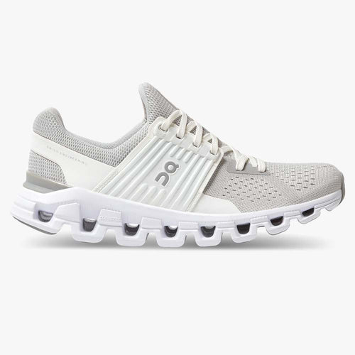 ON WOMENS CLOUDSWIFT 2.0 | GLACIER/WHITE