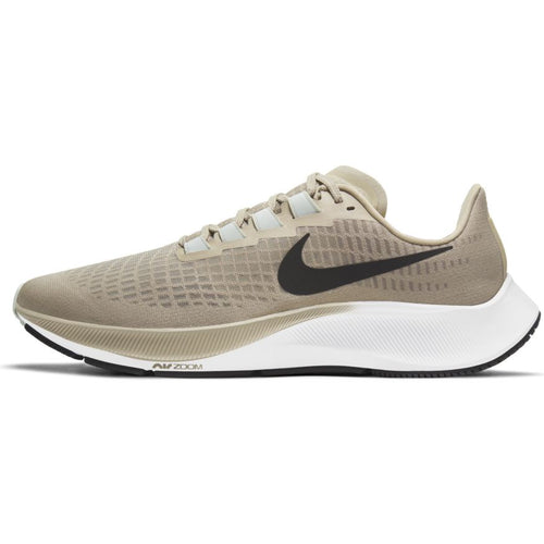 NIKE MENS AIR ZOOM PEGASUS 37 | STONE/BLACK