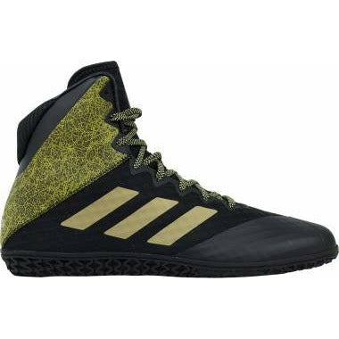 ADIDAS MAT WIZARD HYPE BLACK/GOLD