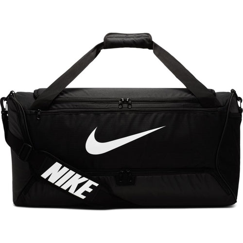NIKE BRASILIA DUFFEL MEDIUM BLACK