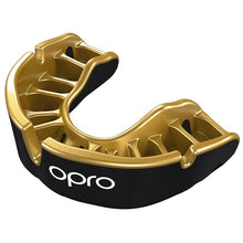 Load image into Gallery viewer, OPRO GEN4 GOLD MOUTHGUARD JUNIOR