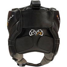 Load image into Gallery viewer, RIVAL INTELLI-SHOCK HEADGEAR BLK/