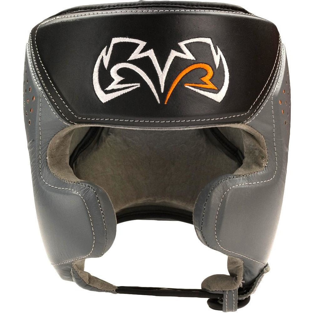 RIVAL INTELLI-SHOCK HEADGEAR BLK/