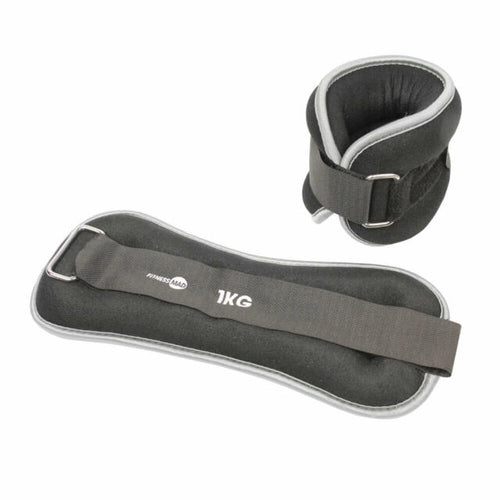 F/M NEO WRIST / ANKLE WEIGHTS 2 x 1kg
