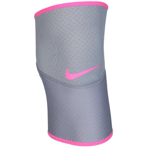 Nike Pro Combat Elbow Sleeve 2.0 - Grey / Pink