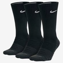 Load image into Gallery viewer, NIKE EVERDAY MAX CUSH SOCK BLACK