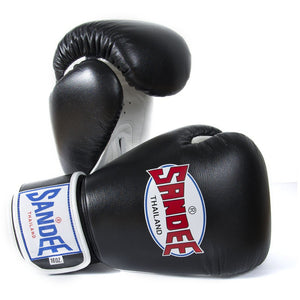 SANDEE AUTHENTIC BLK & WHITE SNR GLOVE